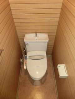 【トイレ】メゾンリヴィエールⅠ