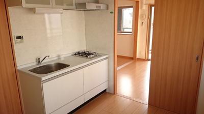 ネストピア平尾駅前(2DK) キッチン