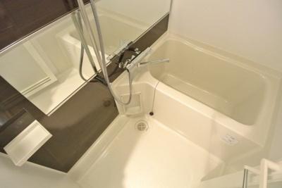 【浴室】スプランディット難波Ⅰ