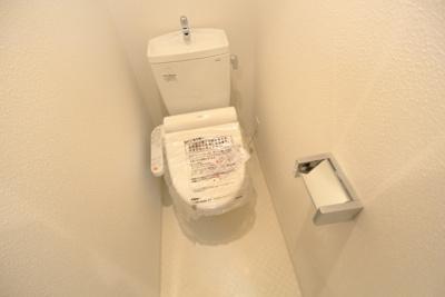 【トイレ】スプランディット難波Ⅰ