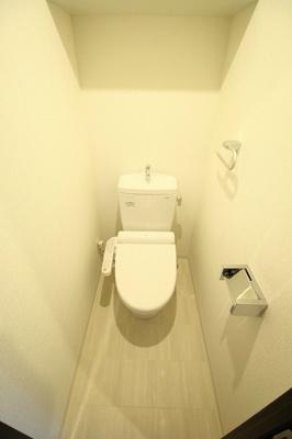 【トイレ】スプランディッド難波Ⅱ