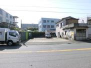 追浜建材駐車場の画像