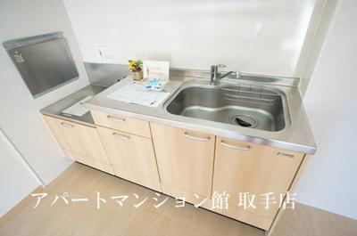 【キッチン】クレールⅠA