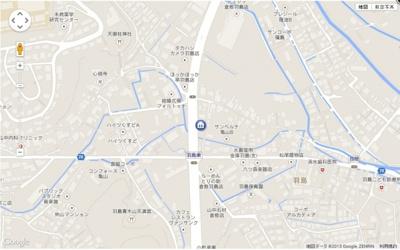 【地図】メゾネットウイング