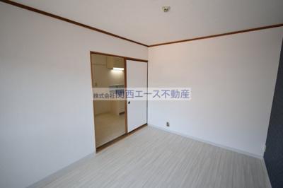 【寝室】KSマンション東花園
