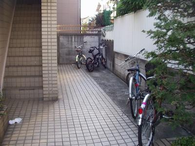 【エントランス】メゾンボヌール