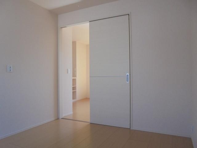 ヴィクトワール 寝室