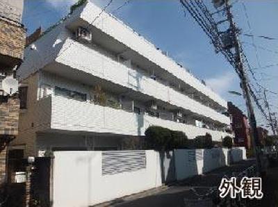 【外観】ライオンズマンション上北沢第2