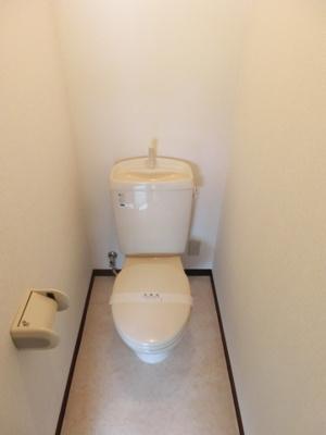 【トイレ】メゾンドリーフ
