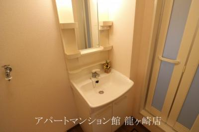 【独立洗面台】サンモール