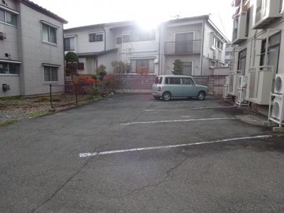 【駐車場】シティハイムソファレ城西