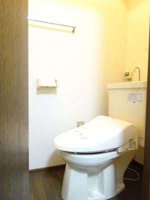 【トイレ】シティハイムソファレ城西