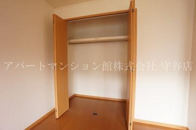 【収納】レジデンス ウエストヒルズA