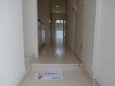 【玄関】リブリ・MIMUⅡ