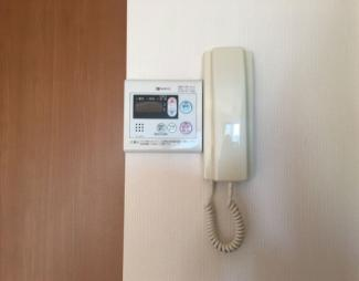 給湯リモコン・インターフォン