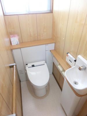 【トイレ】大丸町貸家