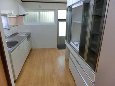 【キッチン】大丸町貸家