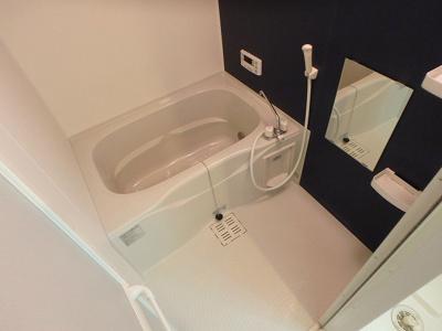 【浴室】ヴィルヌーブ中之島
