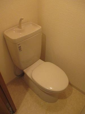【トイレ】マルニコーポ野江