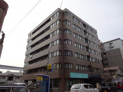 【外観】アパートメントビル多田