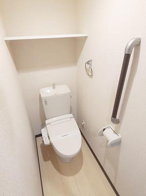 【トイレ】コンフォート本木