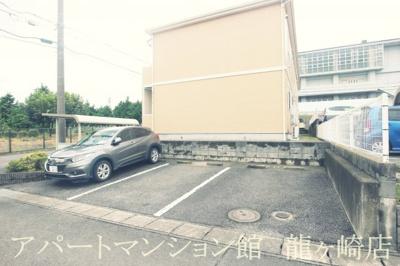 【駐車場】アンディーン