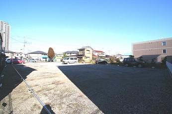 【外観】増田月極有料駐車場