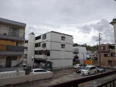 【展望】ハイツキシマ2号館