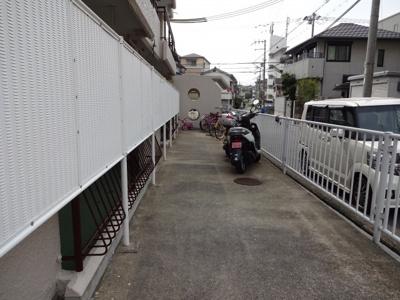 【その他共用部分】ハイツキシマ2号館