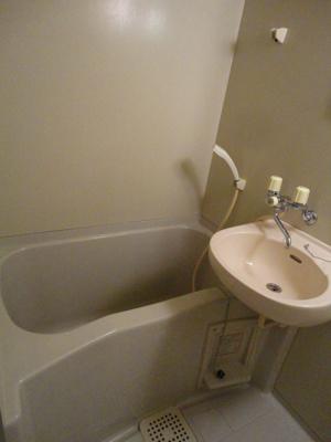 【浴室】楠青山ビル別館