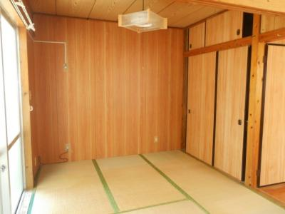 【和室】泊工作所アパート