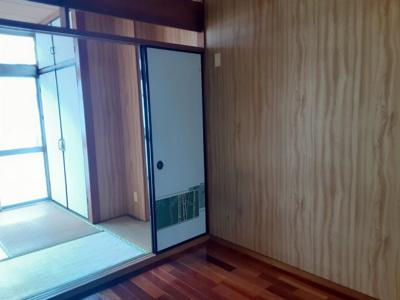 【キッチン】福本アパート