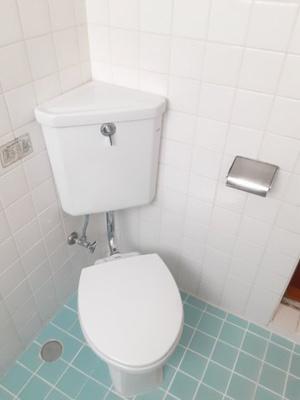 【トイレ】福本アパート