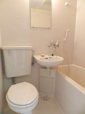 【浴室】イーストコートS