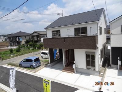 【外観】さいたま市西区三橋6丁目 新築分譲住宅全1棟