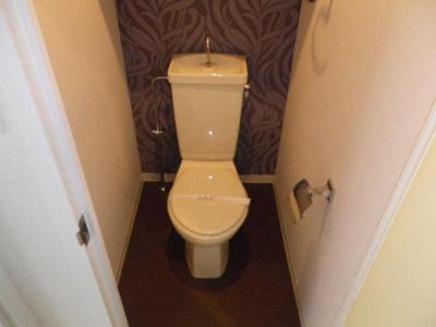 【トイレ】アミ与力