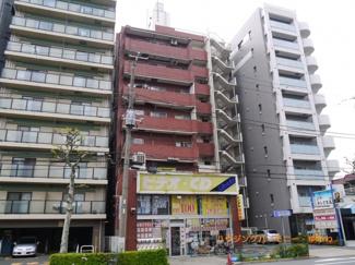 山手線「田端」駅に立地する3方向角部屋のリノベーション物件です。