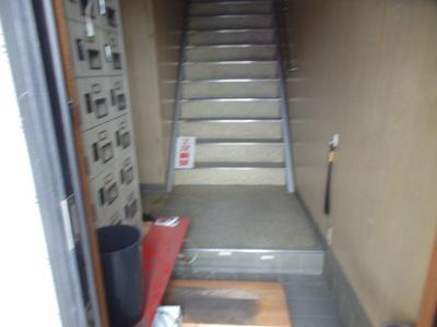 【設備】竜神橋町 倉庫・事務所