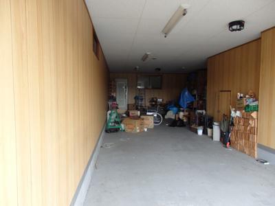 【駐車場】竜神橋町 倉庫・事務所