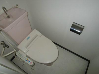 【トイレ】ハイムプレジデント
