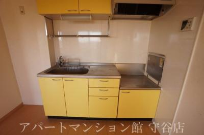 【キッチン】ジュネスコート