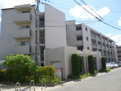 【外観】東奈良リッツハウス