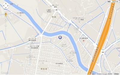 【地図】シャトーグレイス