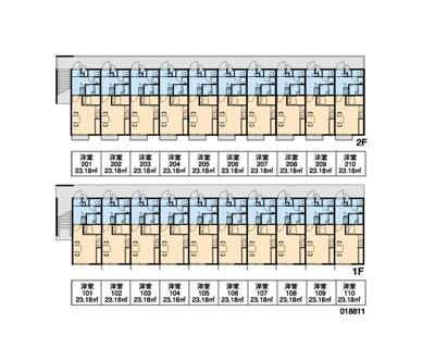 【区画図】スペシャルステージB