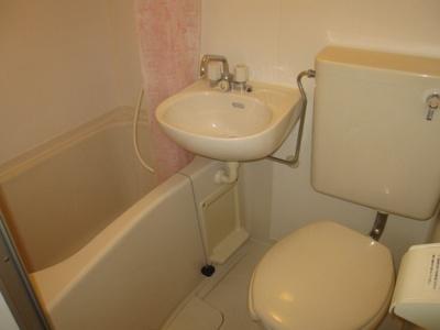 【浴室】グレイスフル福島