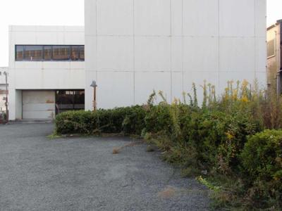 【外観】菱江事務所・倉庫