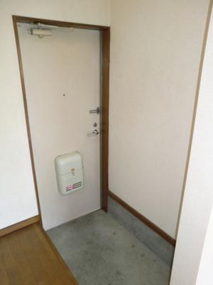 【玄関】コーポ小林