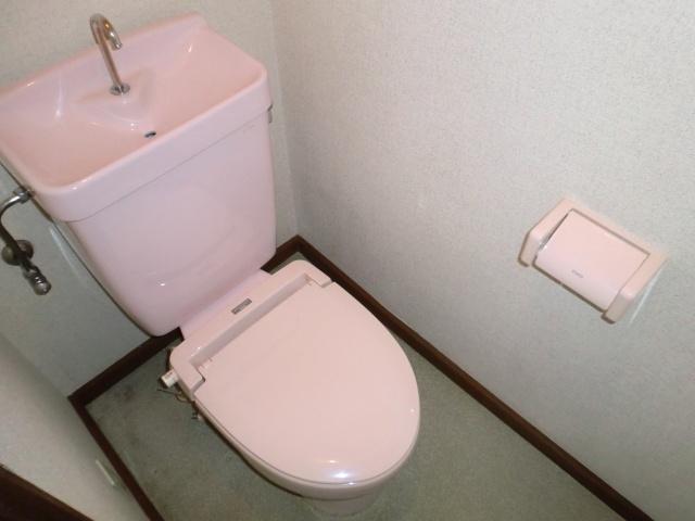 【トイレ】コーポ小林