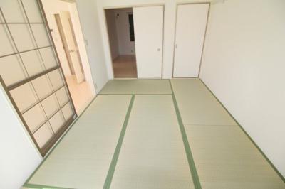 【和室】ハイツK
