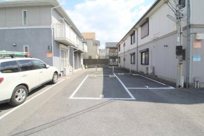 【駐車場】ハイツK